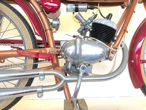ATALA MOPED 50cc Freccia D'Oro 1958 For Sale (picture 2 of 2)