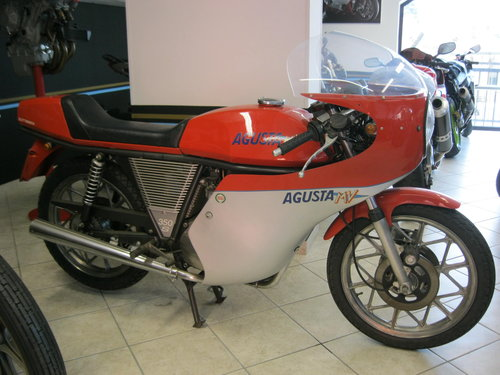 1982 MV Agusta Ipotesi 350 year 1977 For Sale (picture 1 of 6)
