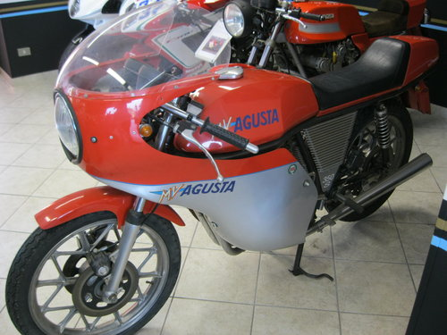 1982 MV Agusta Ipotesi 350 year 1977 For Sale (picture 2 of 6)