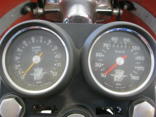 1982 MV Agusta Ipotesi 350 year 1977 For Sale (picture 3 of 6)