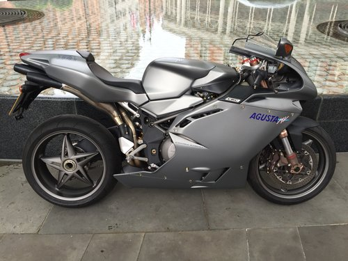 1999 MV AGUSTA F4 750 S (Unique Pre Production Bike)) For Sale (picture 2 of 6)