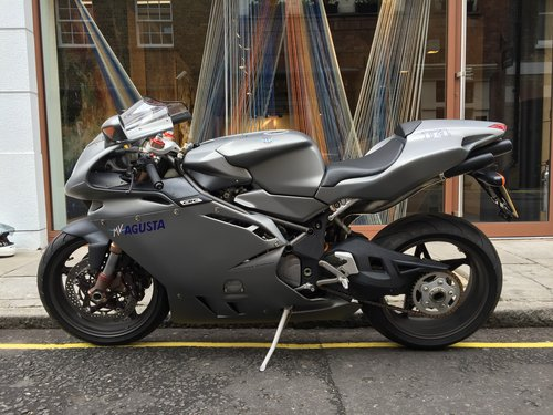 1999 MV AGUSTA F4 750 S (Unique Pre Production Bike)) For Sale (picture 4 of 6)