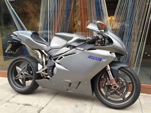 1999 MV AGUSTA F4 750 S (Unique Pre Production Bike)) For Sale (picture 5 of 6)