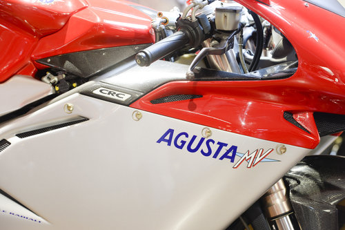 2004 MV AGUSTA F4 750 Serie Oro Brand New Old Stock For Sale (picture 2 of 6)