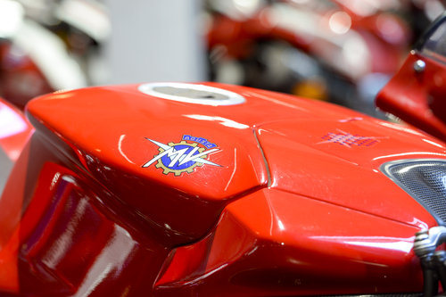 2004 MV AGUSTA F4 750 Serie Oro Brand New Old Stock For Sale (picture 3 of 6)