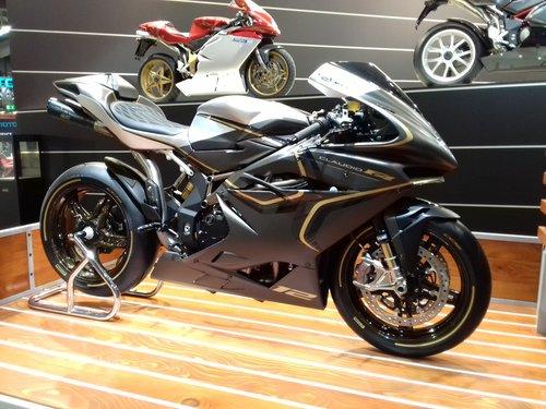 2019 MV Agusta F4 Claudio For Sale (picture 1 of 6)