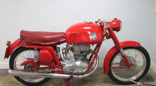 "1957 MV Agusta 175 CS Modello Sport Rare ""Big Head""  SOLD (picture 1 of 6)"
