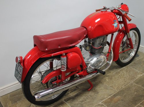 "1957 MV Agusta 175 CS Modello Sport Rare ""Big Head""  SOLD (picture 2 of 6)"