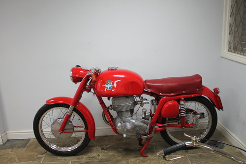 "1957 MV Agusta 175 CS Modello Sport Rare ""Big Head""  SOLD (picture 4 of 6)"