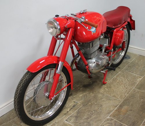 "1957 MV Agusta 175 CS Modello Sport Rare ""Big Head""  SOLD (picture 6 of 6)"