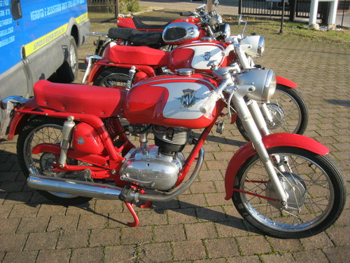 1961 MV Agusta Rapido Sport and Ipotesi For Sale (picture 2 of 6)