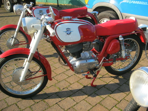 1961 MV Agusta Rapido Sport and Ipotesi For Sale (picture 3 of 6)