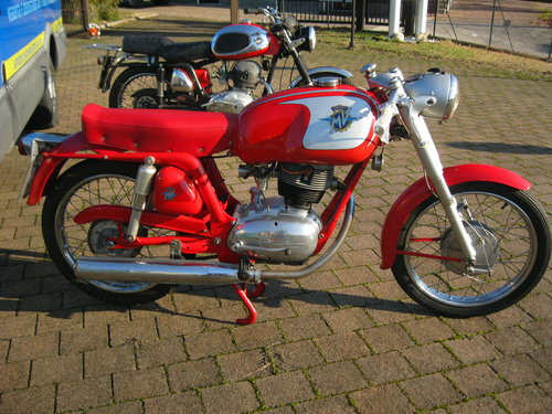 1961 MV Agusta Rapido Sport and Ipotesi For Sale (picture 4 of 6)