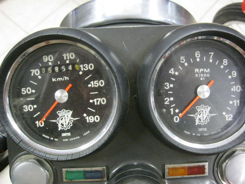 1961 MV Agusta Rapido Sport and Ipotesi For Sale (picture 5 of 6)