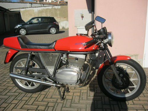 1975 MV Agusta Ipotesi 350S For Sale (picture 1 of 6)