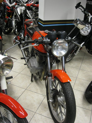 1975 MV Agusta Ipotesi 350S For Sale (picture 2 of 6)