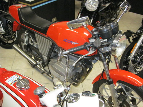 1975 MV Agusta Ipotesi 350S For Sale (picture 3 of 6)