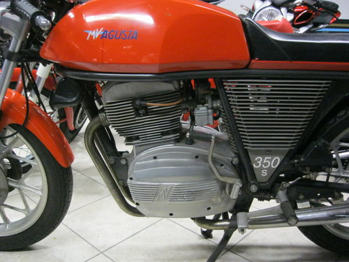 1975 MV Agusta Ipotesi 350S For Sale (picture 4 of 6)