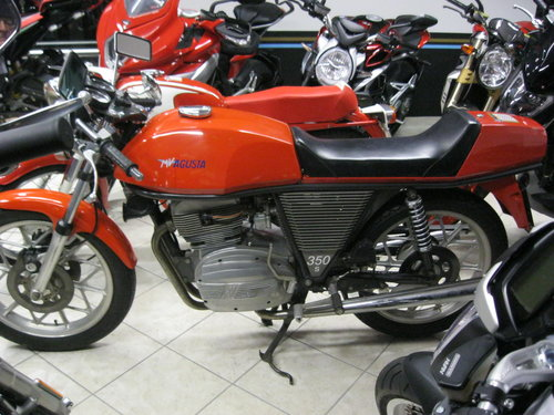 1975 MV Agusta Ipotesi 350S For Sale (picture 5 of 6)