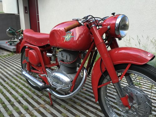 1956 MV Agusta CS175 For Sale (picture 1 of 6)