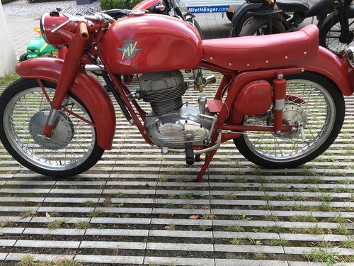 1956 MV Agusta CS175 For Sale (picture 2 of 6)