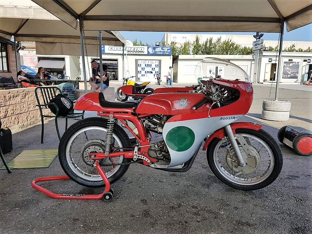 1968 MV Agusta 250 by Bergamonti, only 5 made SOLD (picture 1 of 6)