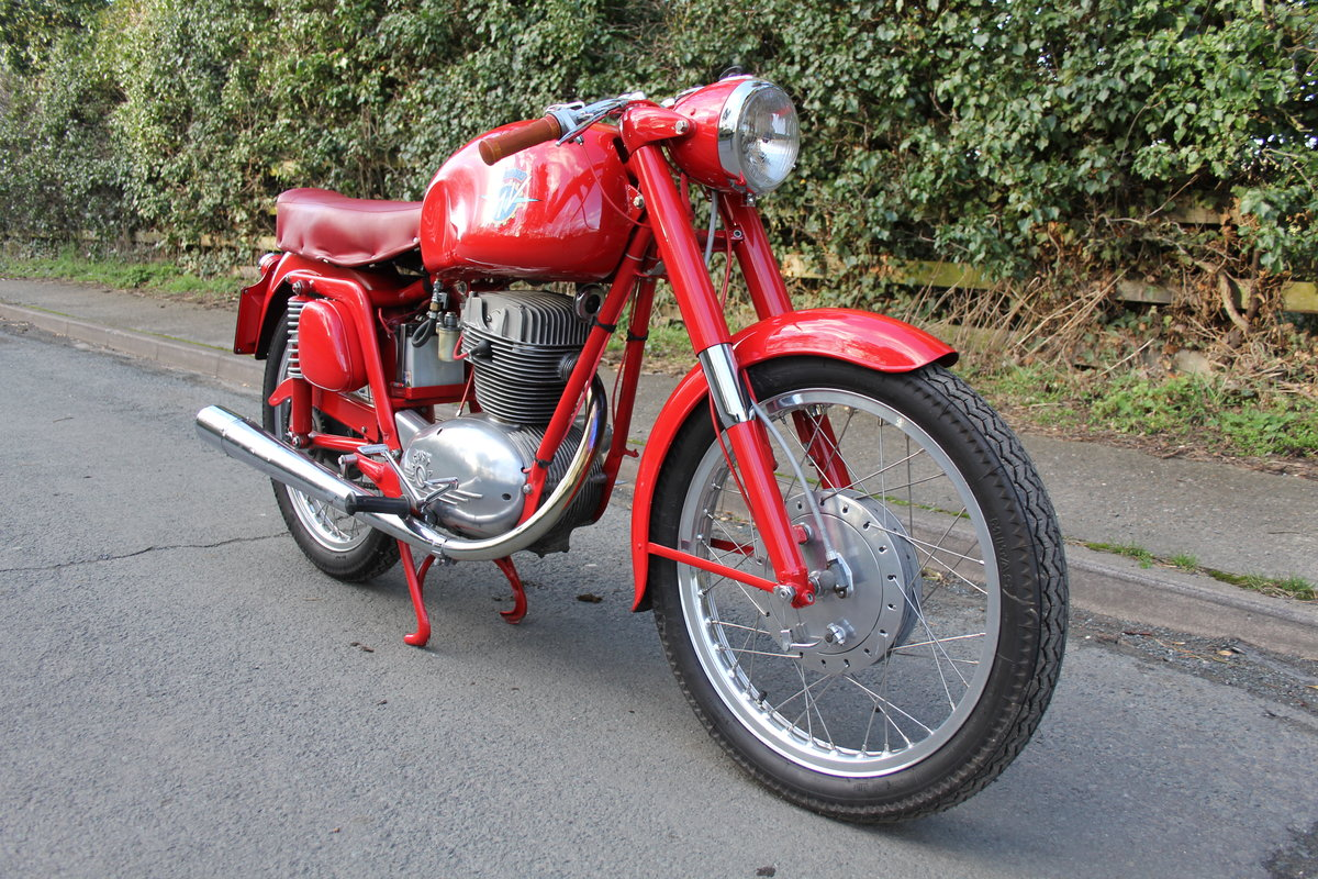 1957 MV Agusta 175 CS Modello Sport For Sale (picture 1 of 12)