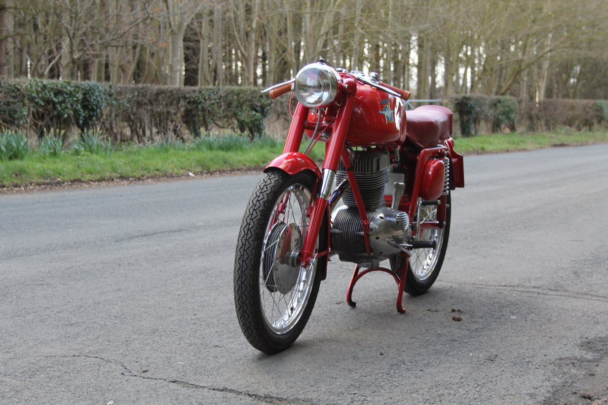 1957 MV Agusta 175 CS Modello Sport For Sale (picture 3 of 12)