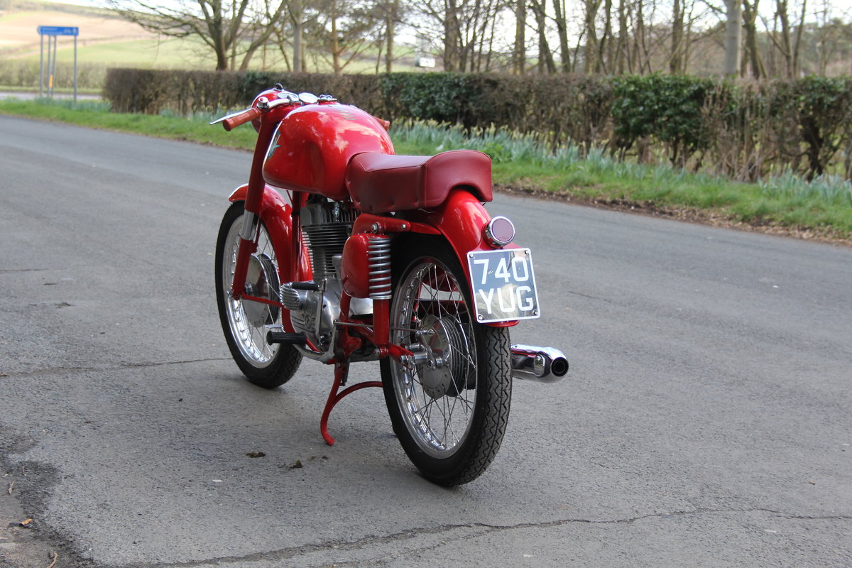 1957 MV Agusta 175 CS Modello Sport For Sale (picture 4 of 12)