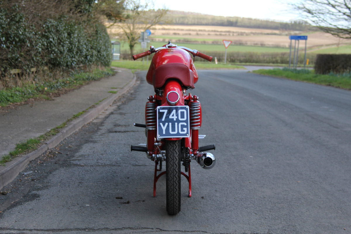 1957 MV Agusta 175 CS Modello Sport For Sale (picture 5 of 12)