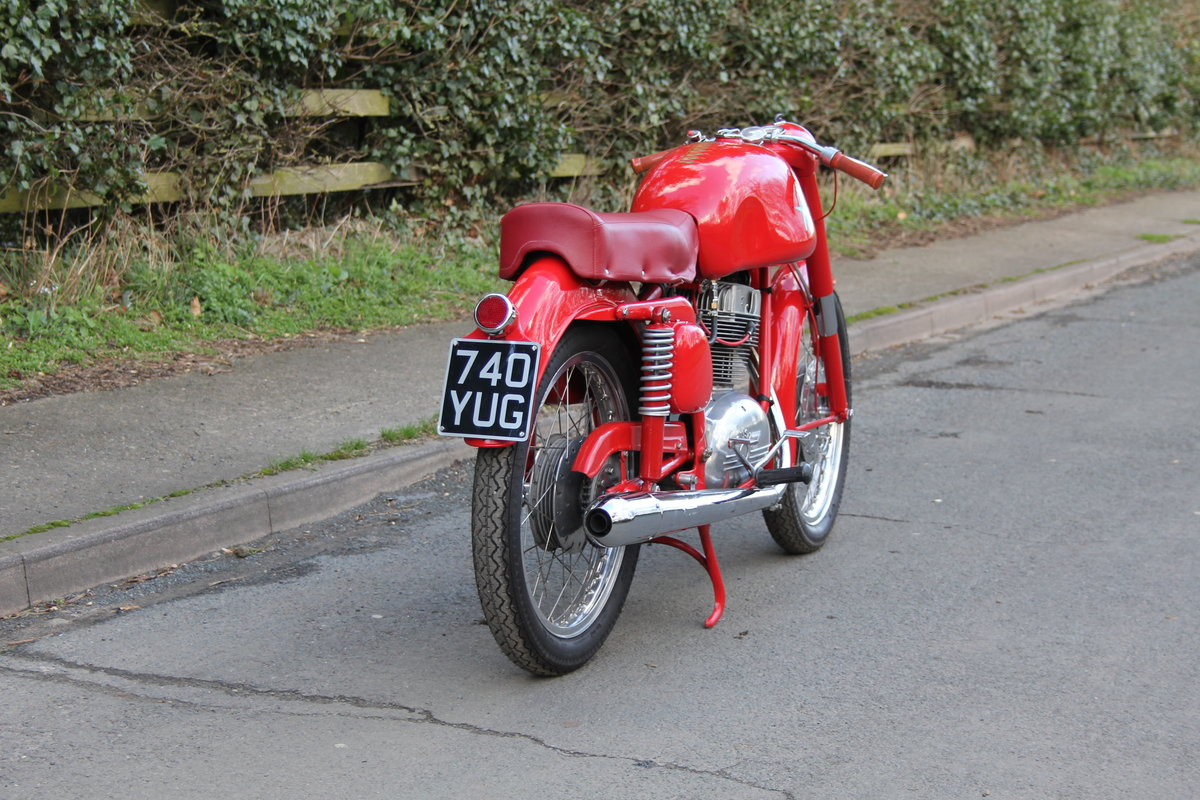 1957 MV Agusta 175 CS Modello Sport For Sale (picture 6 of 12)
