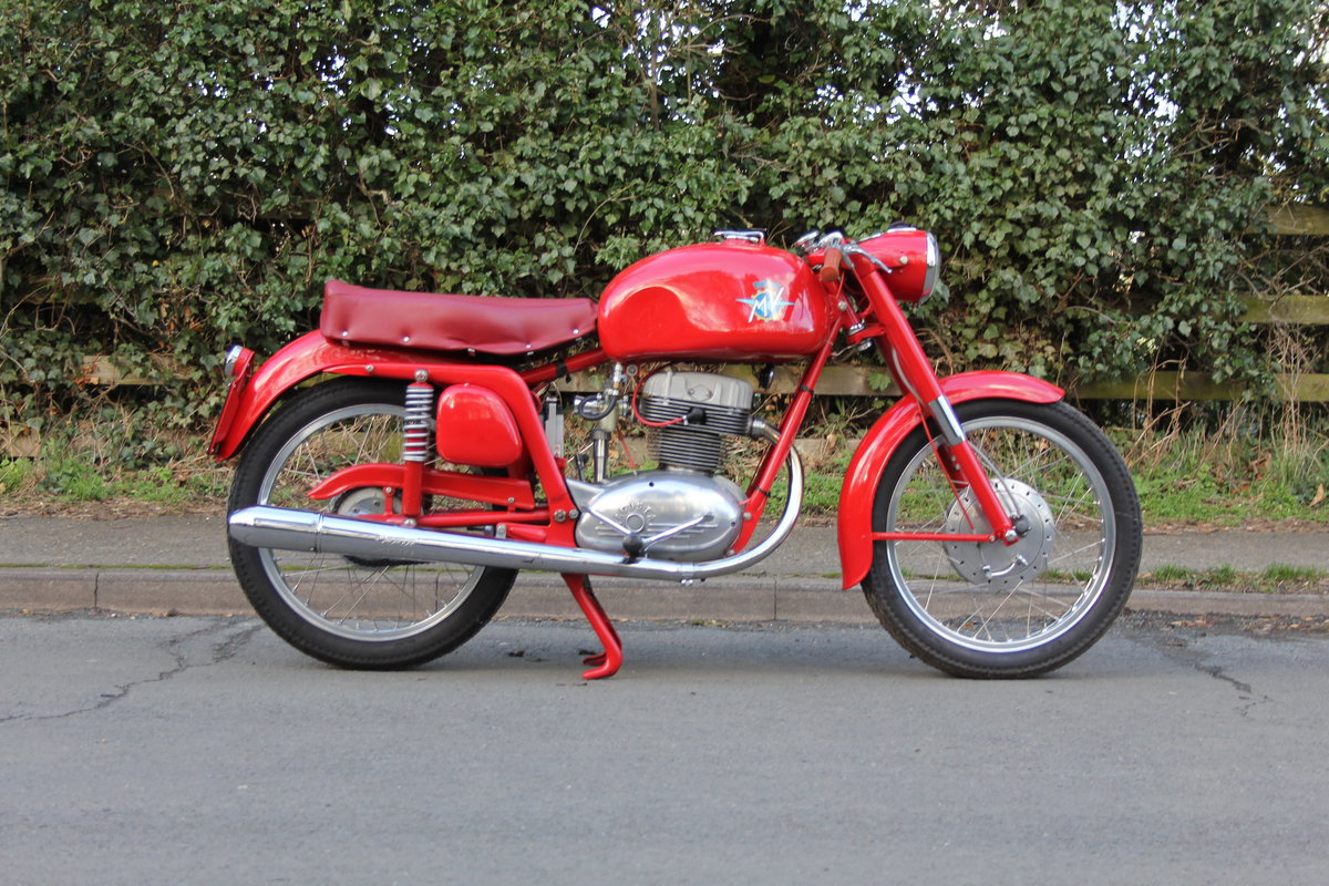 1957 MV Agusta 175 CS Modello Sport For Sale (picture 7 of 12)