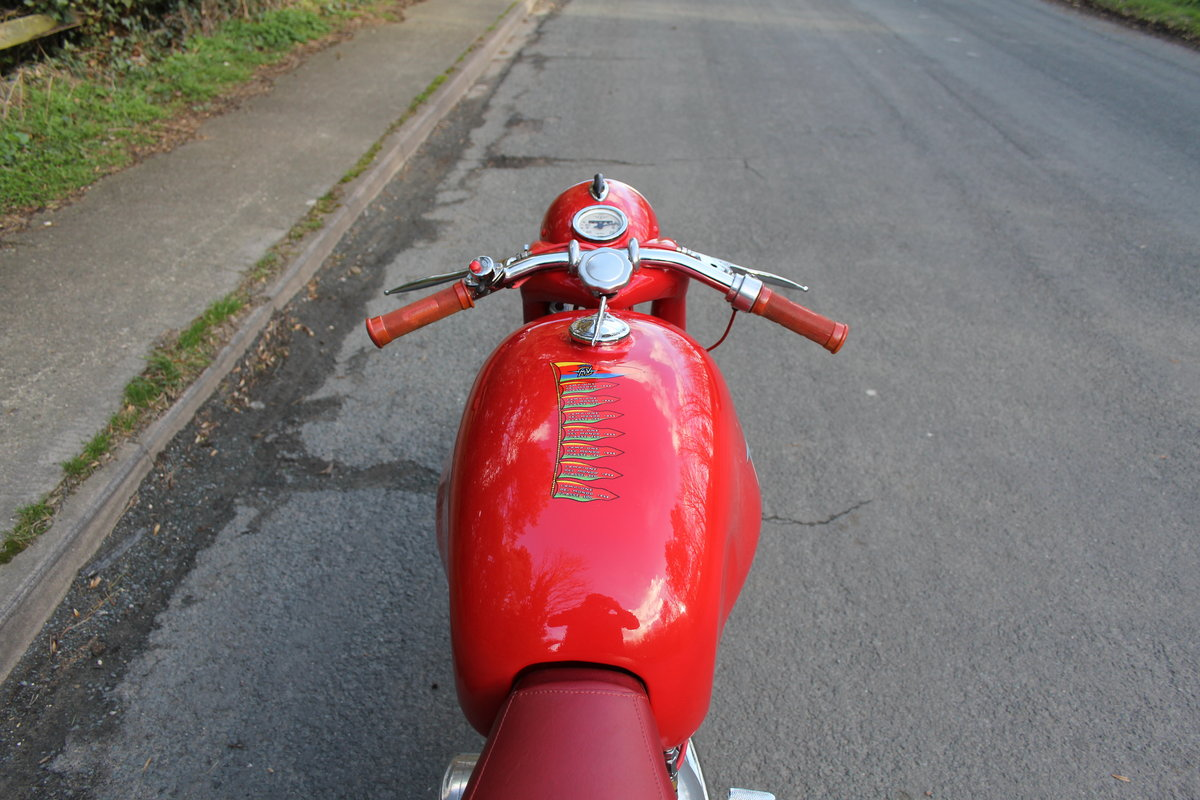 1957 MV Agusta 175 CS Modello Sport For Sale (picture 8 of 12)