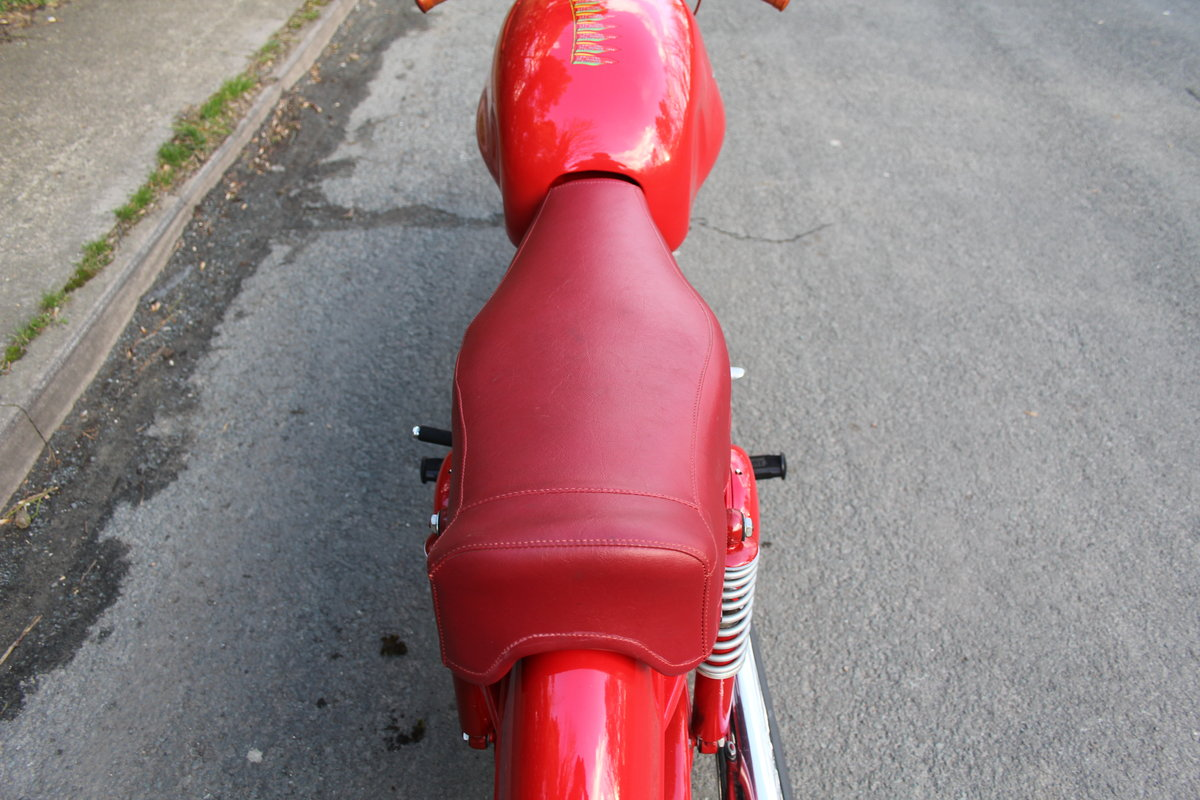 1957 MV Agusta 175 CS Modello Sport For Sale (picture 9 of 12)