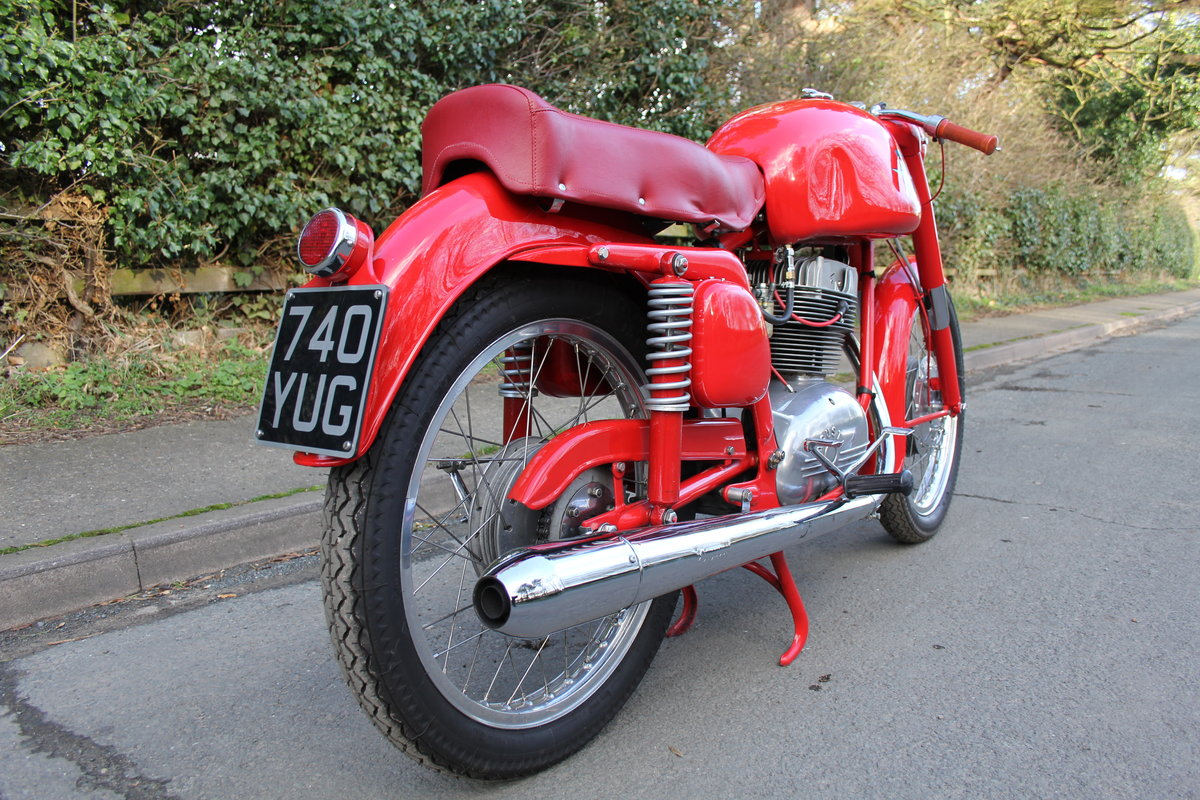 1957 MV Agusta 175 CS Modello Sport For Sale (picture 10 of 12)