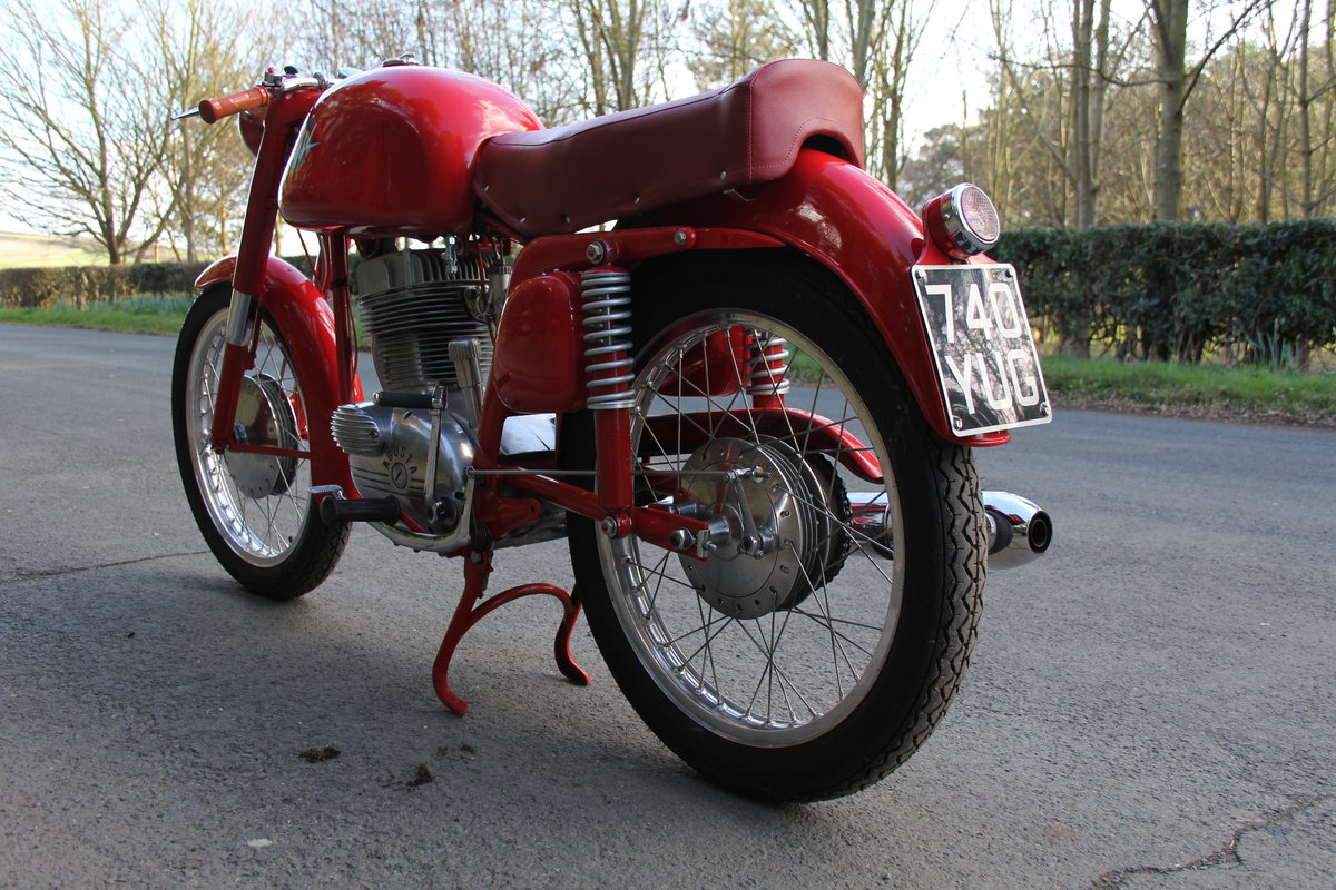 1957 MV Agusta 175 CS Modello Sport For Sale (picture 11 of 12)