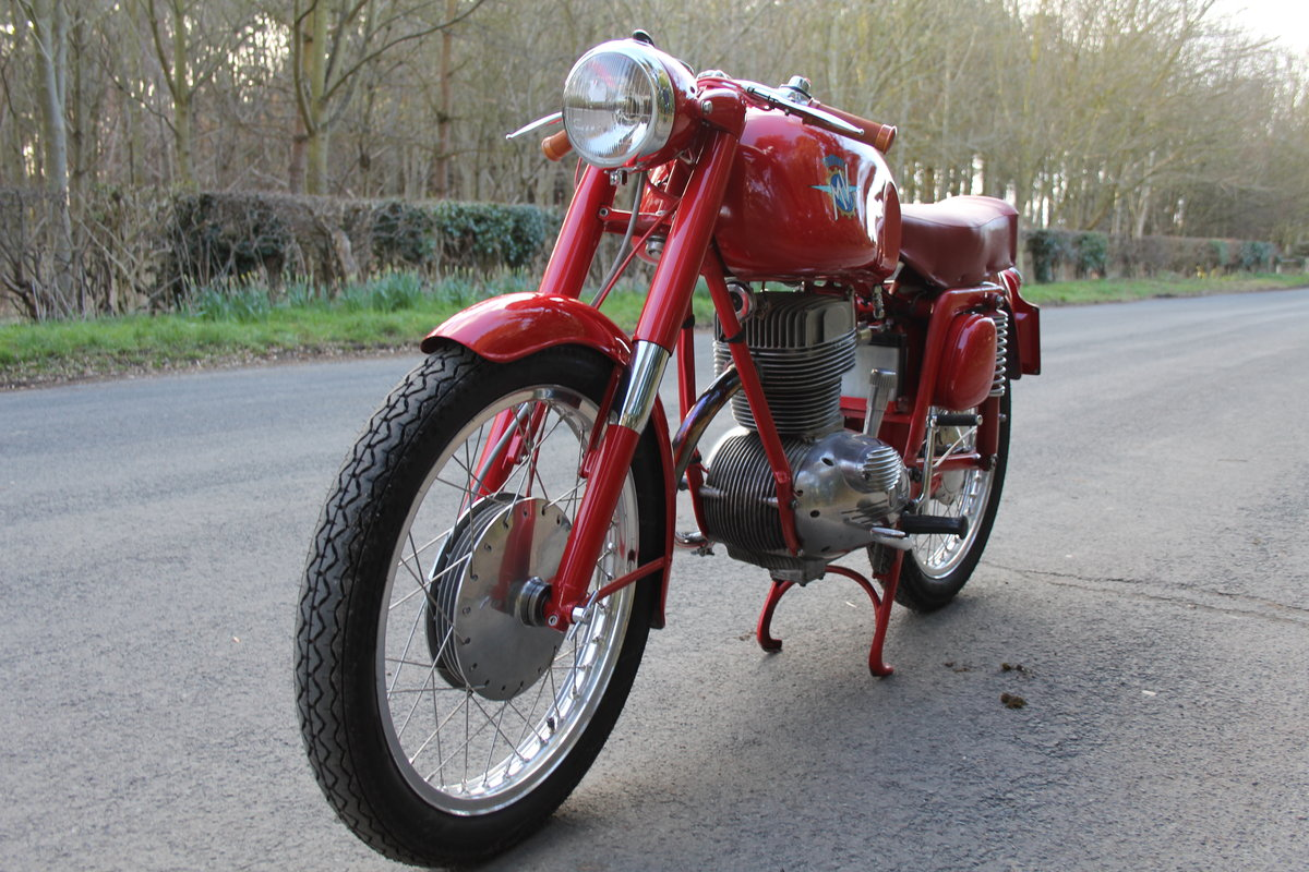 1957 MV Agusta 175 CS Modello Sport For Sale (picture 12 of 12)