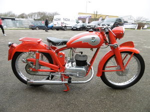 Picture of 1952 MV125 FULL NUT AND BOLT RESTORATION  SOLD