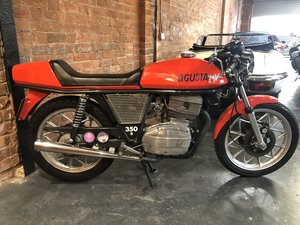 1975 MV AGUSTA 350 S SPORT LPOTESI  For Sale