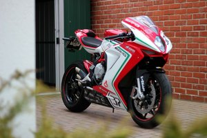 2015 MV Agusta F3 800 RC (No. 199 of 350) For Sale