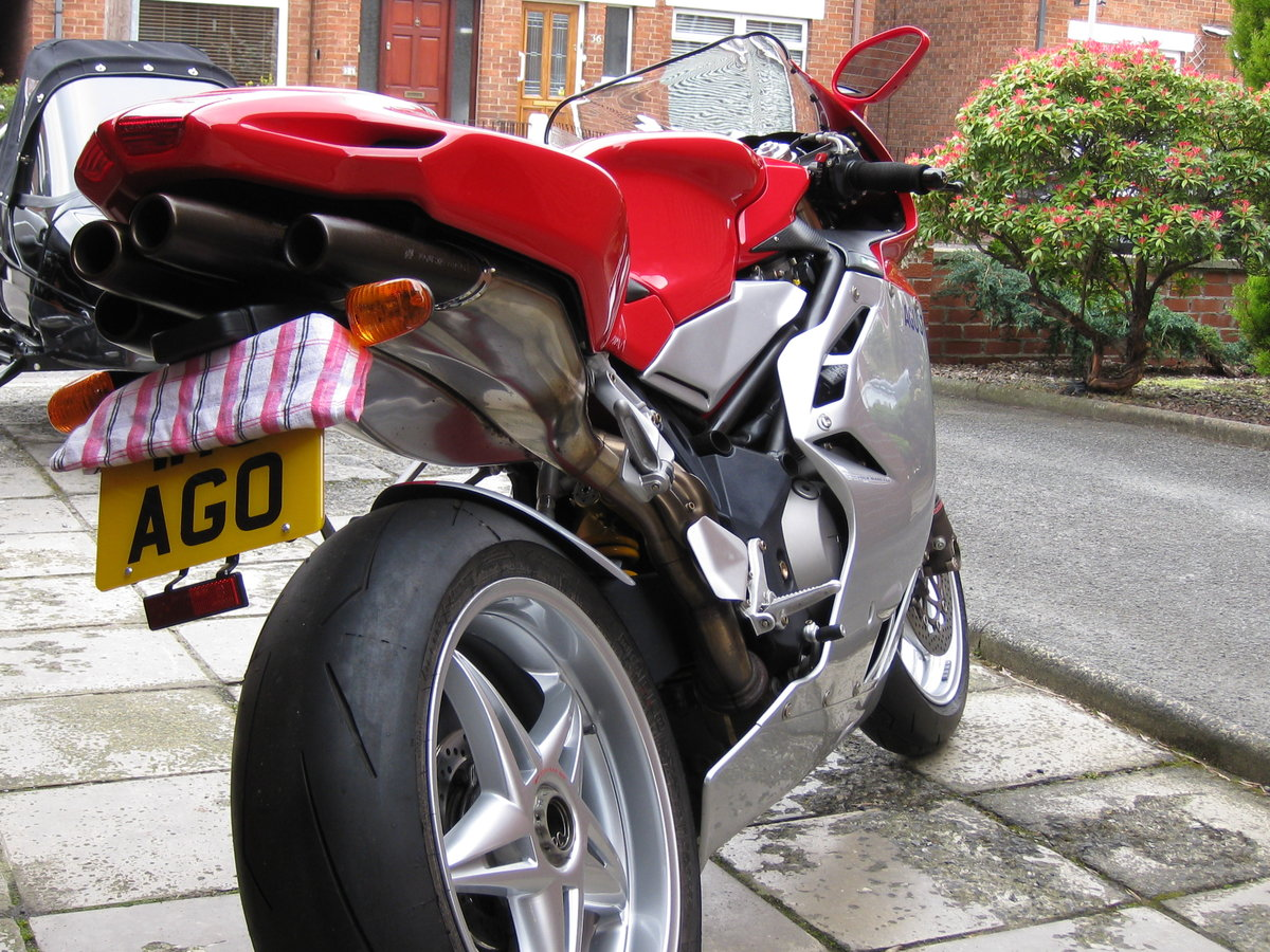 2007 MV Augusta F4 For Sale (picture 3 of 6)