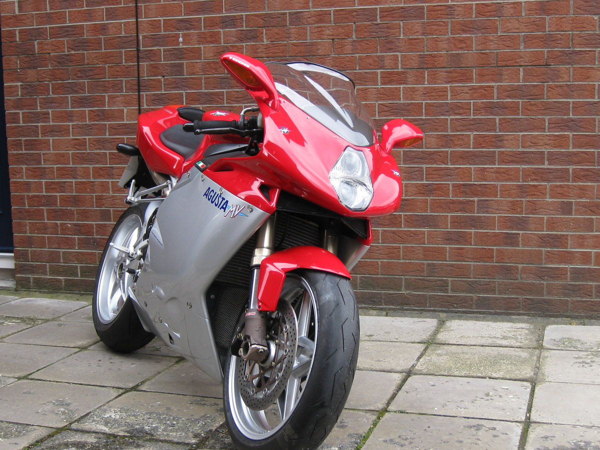 2007 MV Augusta F4 For Sale (picture 5 of 6)