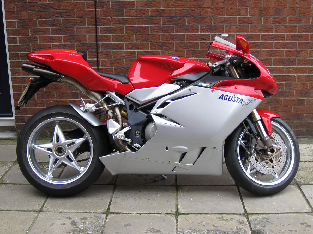 2007 MV Augusta F4 For Sale (picture 2 of 6)