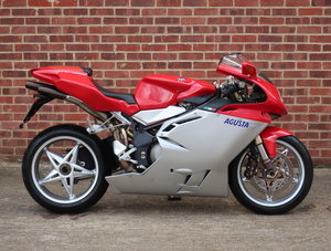 2006 MV Agusta F4 1000S For Sale