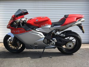 2011 MV AGUSTA F4 312 RR 1078cc 79 Miles fom new For Sale