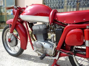 1955 MV Agusta 175 CS Disco Volante For Sale