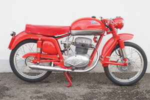 1954 MV Agusta 175 CSS Disco Volante For Sale