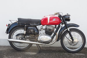 1961 MV Agusta 250 Raid For Sale
