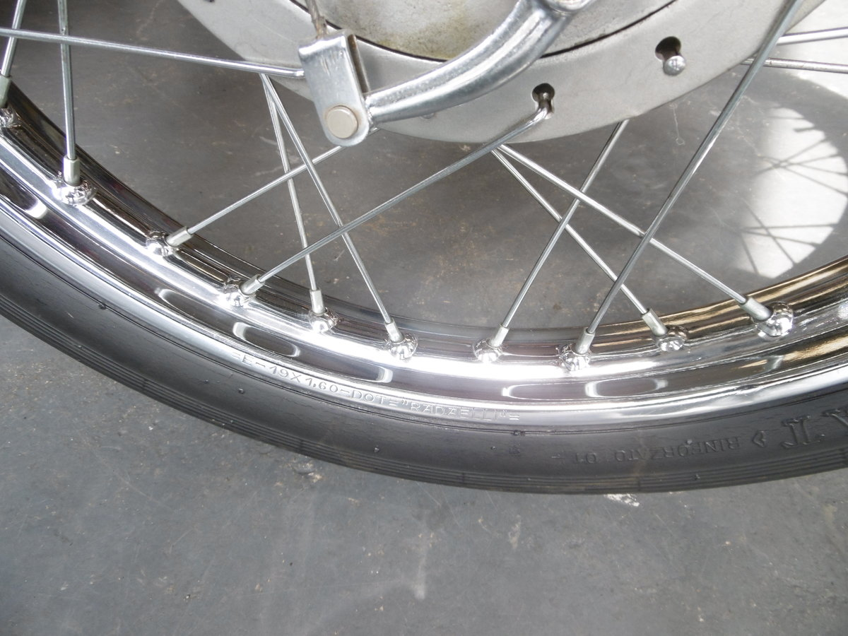 1956 MV Agusta Turismo 175 cs STUNNING FULL NUT AND BOLT RESTO SOLD (picture 5 of 6)