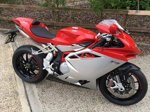 2017 MV Agusta F4 ABS For Sale